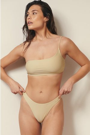 NA-KD Dame Bikinier - Resirkulert Bikinitruse Med Høyt Liv