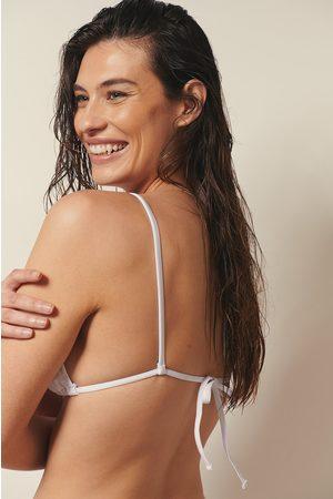 NA-KD Resirkulert Basic-bikinitopp
