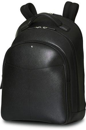 Mont Blanc Herre Ryggsekker - Sartorial Backpack Medium 3 Comp Black