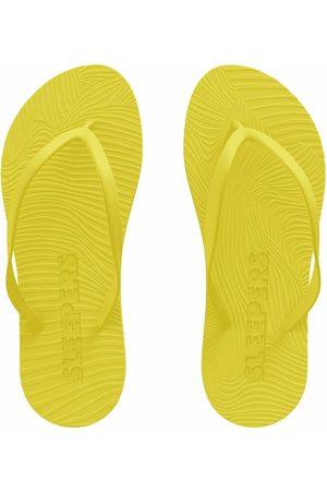 Sleepers Slim Flip Flop Yellow