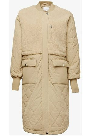 Noella Etta Pile Coat Solid