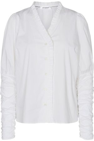 Co`Couture Co`Couture Sandy V-Frill Shirt Bluse