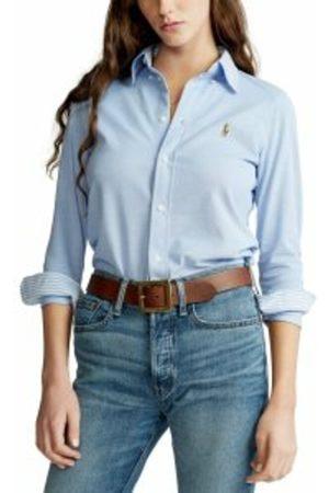 Polo Ralph Lauren Heidi Skinny Long Sleeve Skjorte