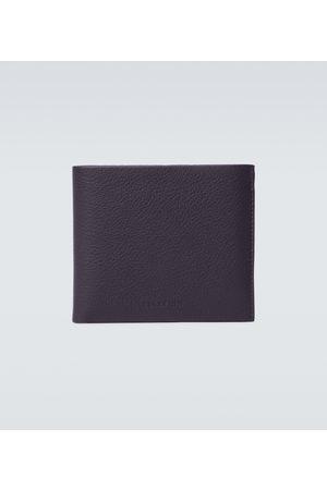 Burberry Herre Lommebøker - Leather bifold wallet