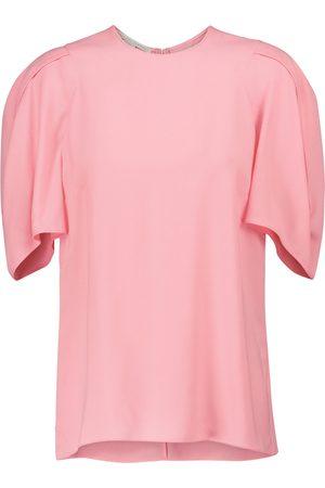 Stella McCartney Puff-sleeves top