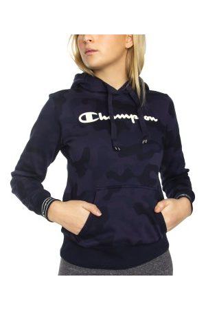 Champion Dame Sweatshirts - Women Hooded Sweatshirt Allover