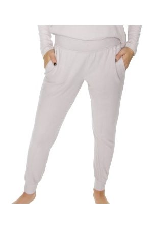 Calvin Klein Dame Joggebukser - Textured Jersey Jogger