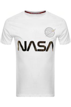 Alpha Industries Nasa Reflective T Shirt
