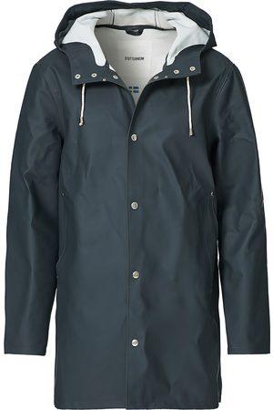 Stutterheim Herre Regnjakker - Stockholm Raincoat Charcoal