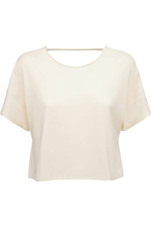 adidas Primeblue Crop T-shirt