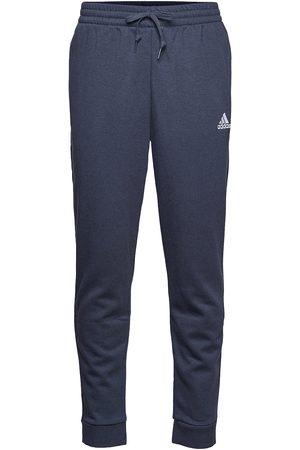 adidas Essentials Fleece Regular Fit Tapered Cuff Pants Sport Pants Blå