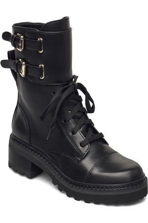 DKNY Dame Skoletter - Bart Shoes Boots Ankle Boots Ankle Boot - Flat