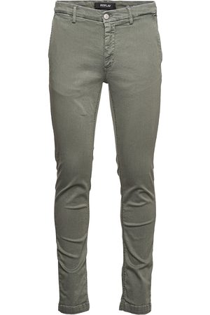 Replay Zeumar Trousers Hyperchino Color Xlite Chinos Bukser