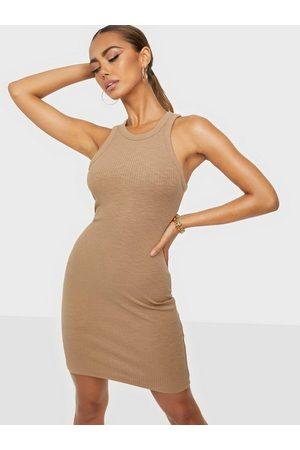 Gina Tricot Colette rib dress