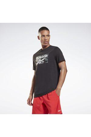 Reebok Camo Allover Print T-Shirt