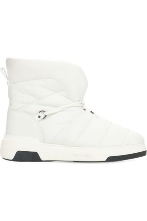Casadei 20mm Space Jam Padded Nylon Snow Boots