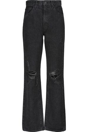 SLVRLAKE High-rise wide-leg jeans