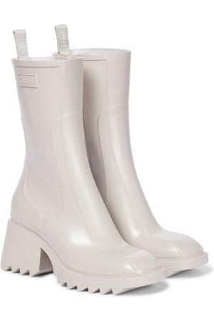 Chloé Betty PVC ankle boots