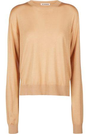 Jil Sander Cashmere, wool and silk sweater