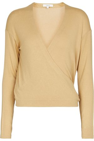 Vince Louge Wrap sweater