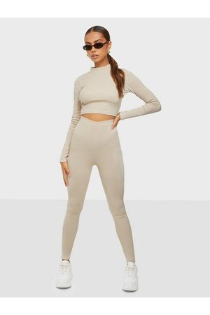 NLY Perfect Crop Set Greige