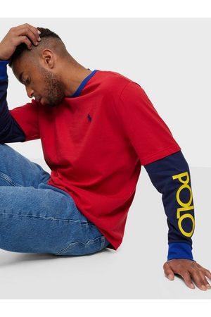 Polo Ralph Lauren Long Sleeve T-shirt Gensere Red