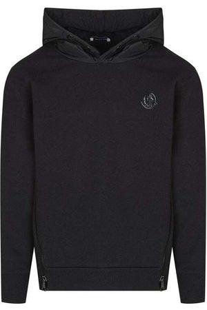 Moncler Gutt Hettegensere - Branded Sweater