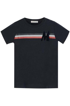 Moncler Baby Branded T Shirt