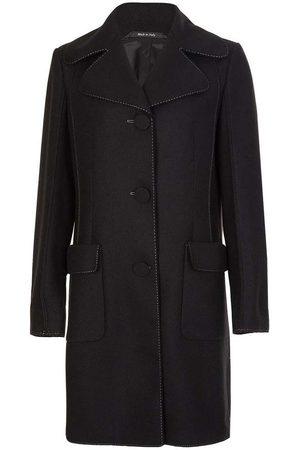 Maison Margiela Patch Pockets Coat