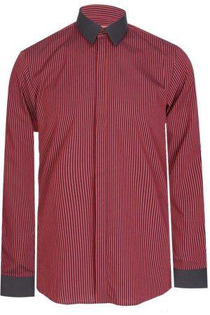 HUGO BOSS Herre Langermede - Elynon Extra Slim Fit Cotton Shirt