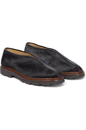 LEMAIRE Calf hair Derby shoes