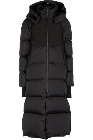 Moncler Heliotrope padded down coat