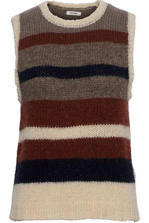 Nué Notes Khloe Waistcoat Vests Knitted Vests Multi/mønstret