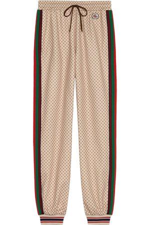 Gucci Dame Joggebukser - Interlocking G-print sweatpants