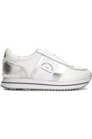Karl Lagerfeld Dame Platåsneakers - Velocita II platform sneakers