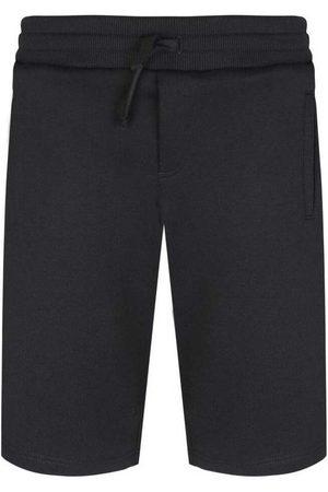 Dolce & Gabbana Plaque Shorts