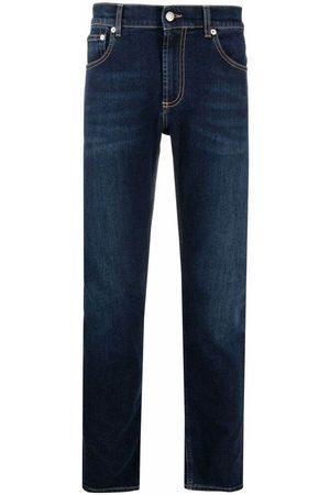 Alexander McQueen Logo Skinny Jeans