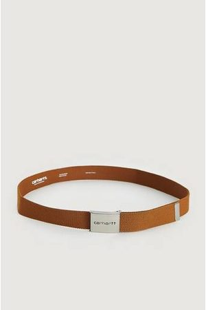 Carhartt WIP Belte Clip Belt Chrome