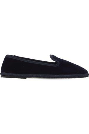 AG Dame Loafers - 10mm Velvet Loafers