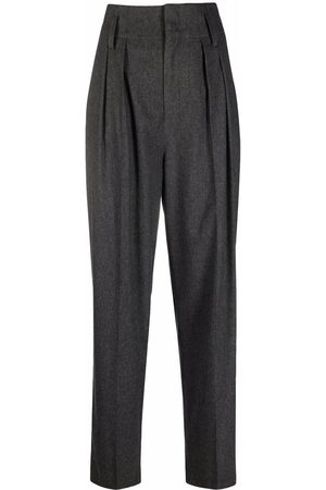 Isabel Marant High-waisted suit trousers