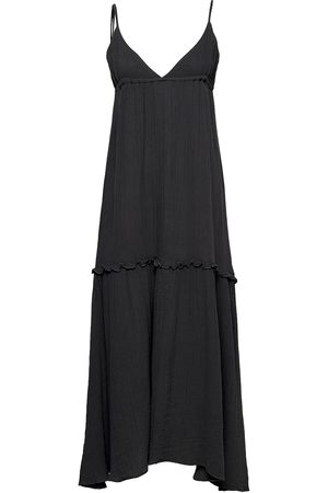 Twist & tango Mitzi Dress Knelang Kjole Svart