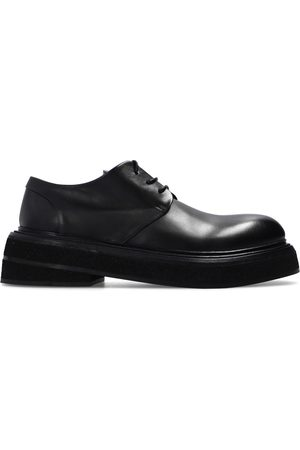 MARSÈLL Leather Derby shoes