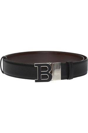 Bally Belt with decorative buckle