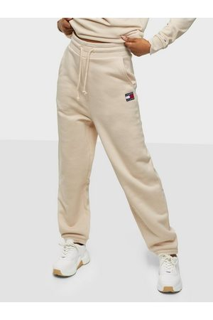 Tommy Hilfiger Dame Joggebukser - TJW Relaxed Hrs Badge Sweatpant