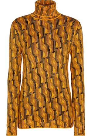 Prada Stretch wool-blend turtleneck sweater