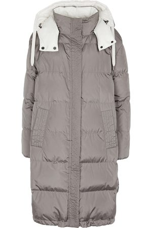 Brunello Cucinelli Quilted down coat