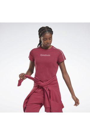 Reebok Piping Slim T-Shirt