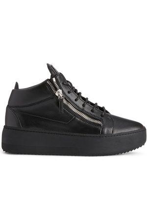 Giuseppe Zanotti Herre Platåsneakers - Kriss mid-top platform sneakers