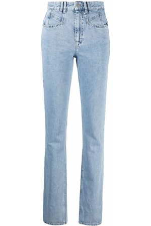 Isabel Marant Dame High waist - Nominica high-waisted jeans