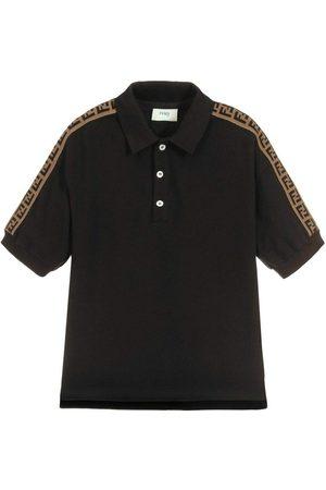 Fendi Gutt Skjorter - Polo shirt